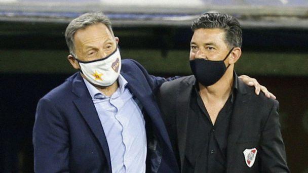 Boca-River: Russo y Gallardo juegan al misterio: ¿qué esconden? | MDZ Online