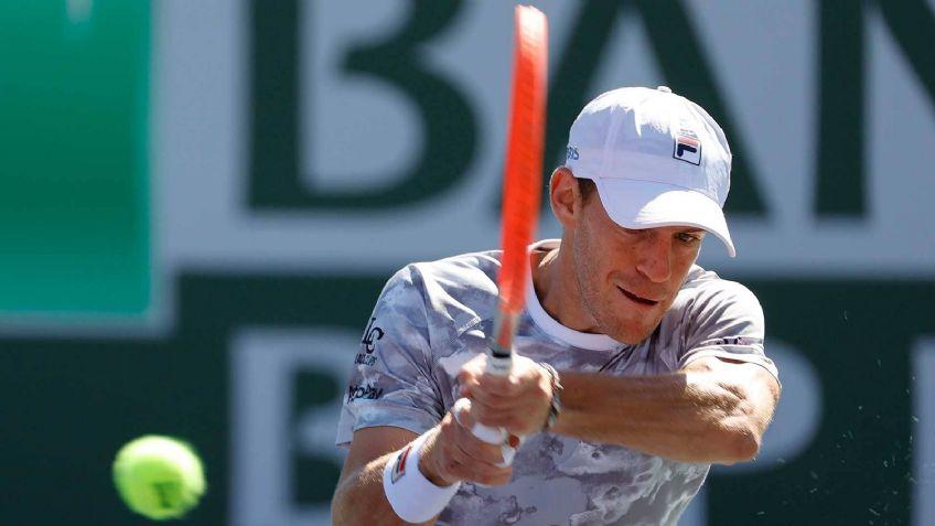 Peque Schwartzman se metió en octavos de final en Indian Wells