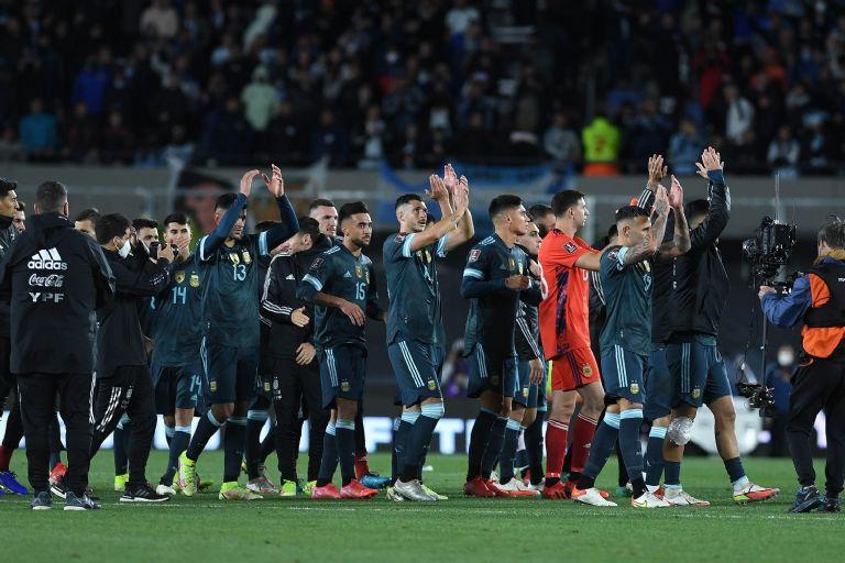La Selección Argentina le ganó 1-0 a Perú en el Monumental