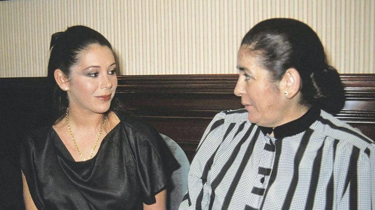Madre e hija: así era la relación entre Isabel Pantoja y Ana Martín