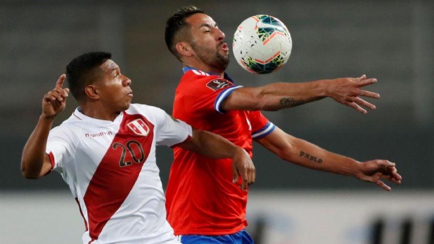 Perú superó a Chile en un choque caliente en Lima