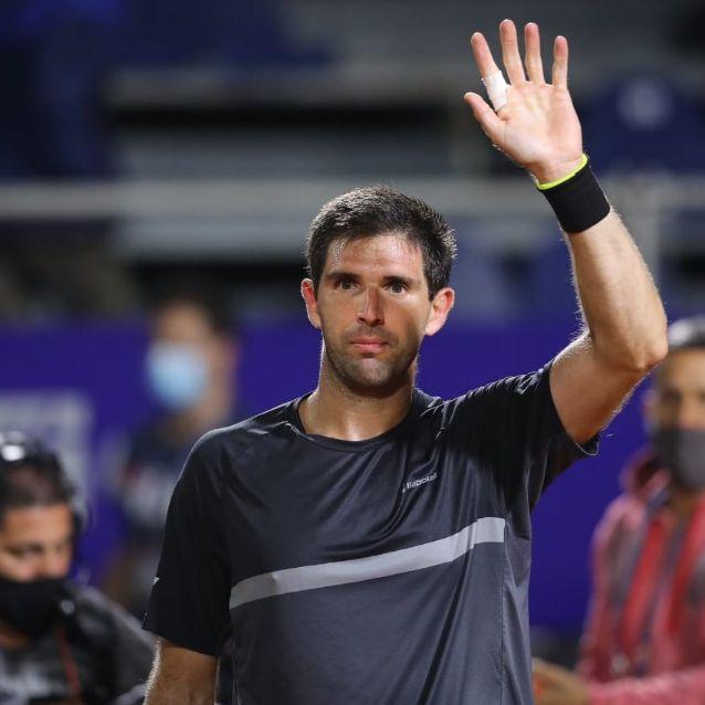 Delbonis frenó a Juan Manuel Cerúndolo y lo eliminó del Argentina Open |  MDZ Online