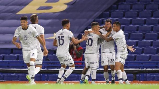 Talleres dio el golpe y le ganó a Boca en la Bombonera   MDZ Online