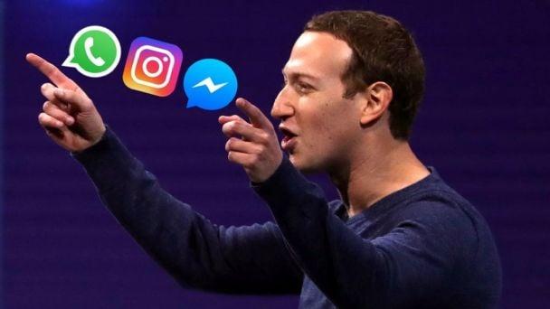 Caen las acciones de Facebook: ¿cuántos millones perdió Mark Zuckerberg? | MDZ Online