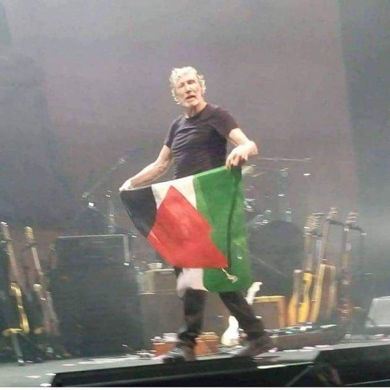 Roger Waters: 'Gaza es un barril lleno de peces al que los israelíes disparan'