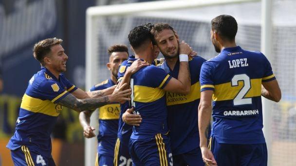Boca venció con lo justo a Lanús y está en cuartos de final de la Copa de  la Liga Profesional | MDZ Online