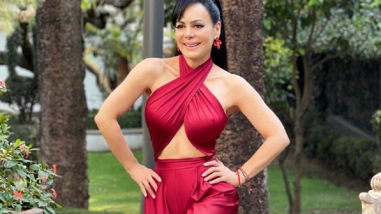 Así de hermosa está Maribel Guardia a sus 62 años