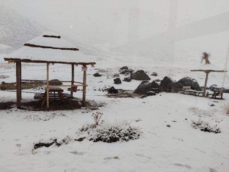 Malargue nevada