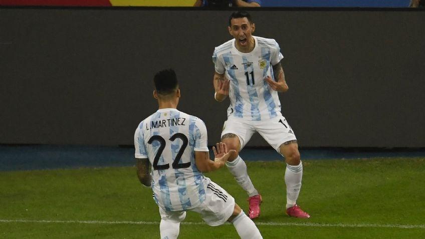 Argentina Campeón de América