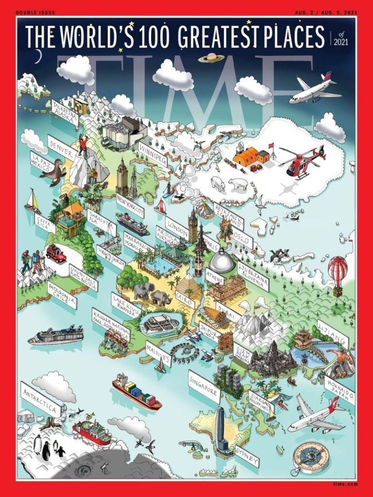 Revista Time Mendoza