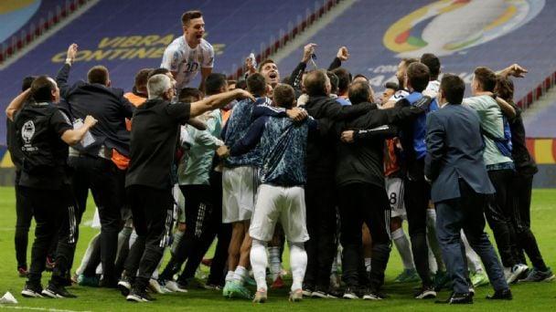 Argentina finalista! | MDZ Online