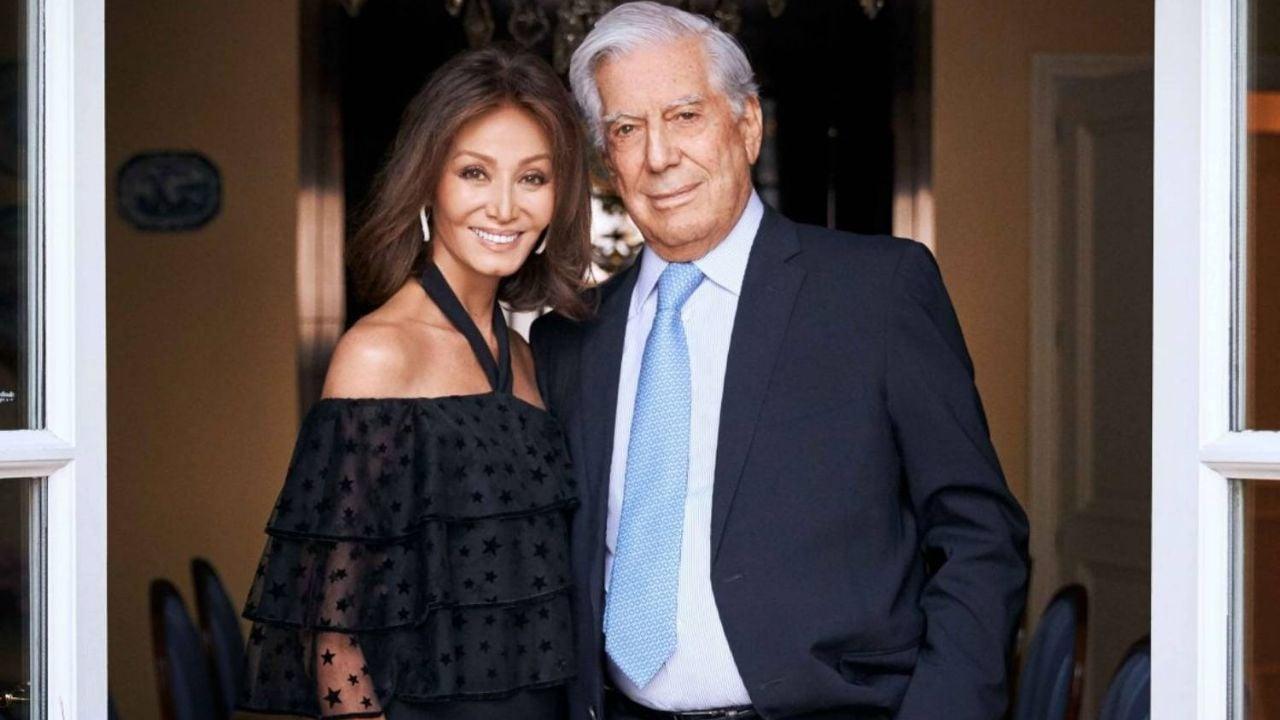 Así fue la historia de amor entre Isabel Preysler y Mario Vargas Llosa
