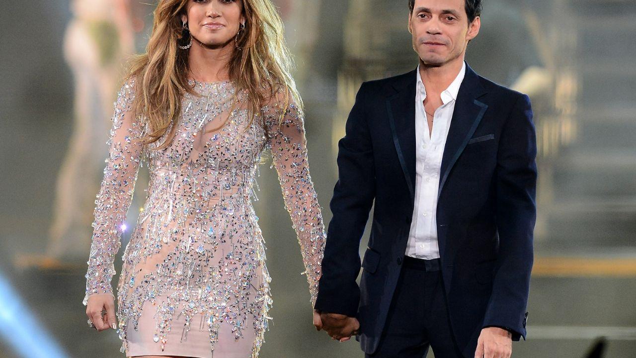 Este fue el quiebre definitivo entre Jennifer Lopez y Marc Anthony