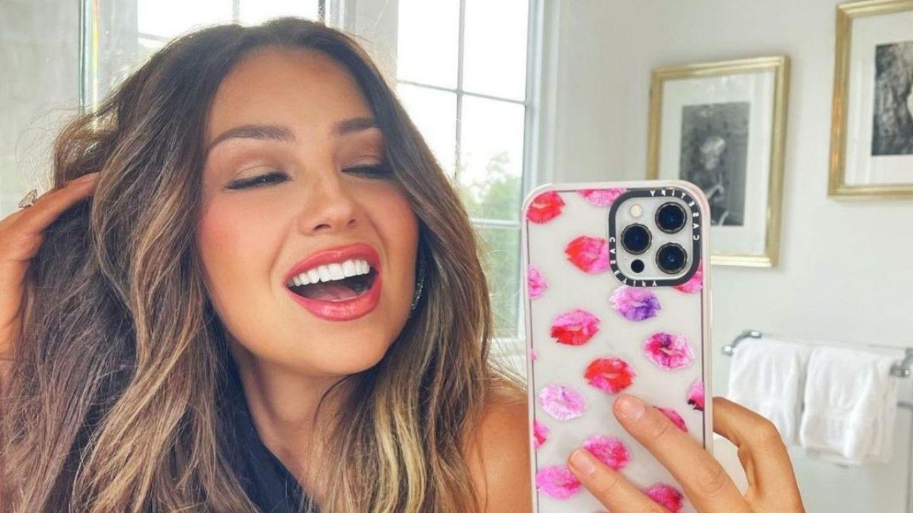 Tras la inundación, Thalía dejó un motivacional mensaje en las redes sociales