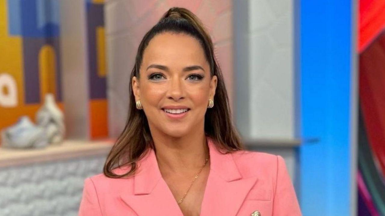 Desde la alfombra roja, Adamari López demuestra por qué es una de las mujeres más lindas del mundo