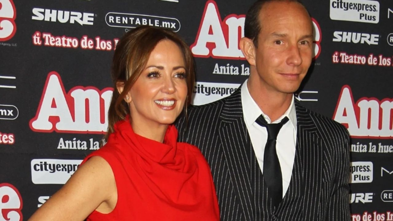 Así se conocieron y empezaron su historia Andrea Legarreta y Erik Rubín