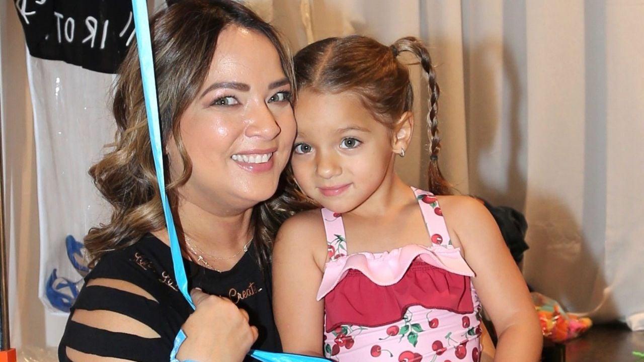 El lujo que Adamari López decidió consentirle a su hija Alaïa Costa