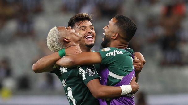Palmeiras eliminó a Atlético Mineiro y es finalista de la Copa Libertadores  | MDZ Online